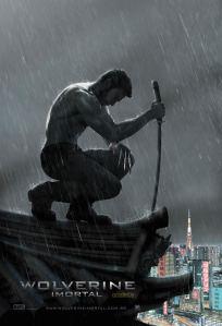 Wolverine: Imortal - Poster Nacional