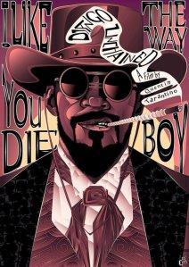 Jamie Foxx é Django, último filme de Quentin Tarantino