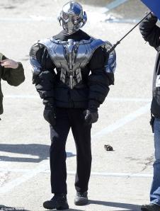 Ultron será interpretado pelo ator James Spader